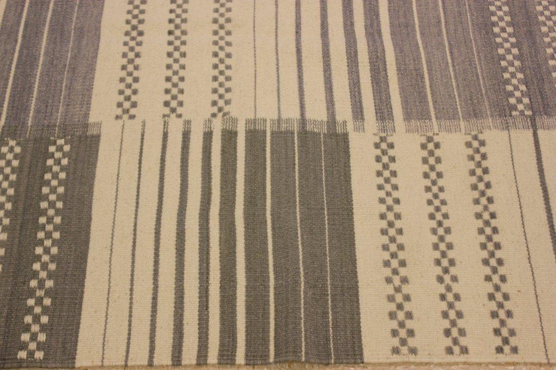 Handmade Flat Weave Kilim Area Rug 5.3x7 - 2
