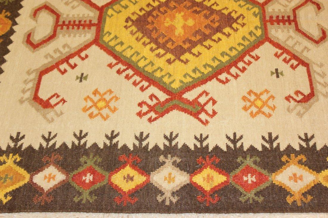 Tribal Handmade Flatweave Kilim Area Rug 5.3x7.7 - 2
