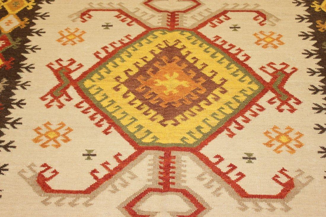Tribal Handmade Flatweave Kilim Area Rug 5.3x7.7 - 5