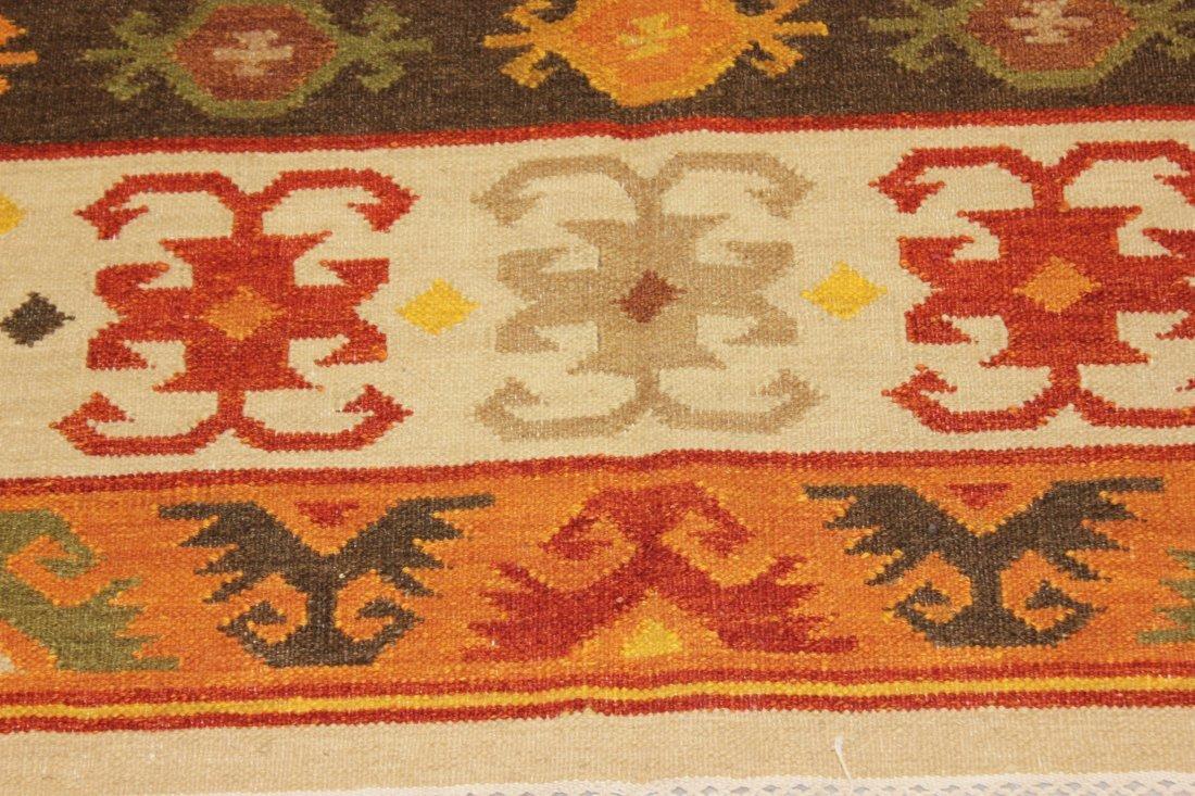Tribal Handmade Flatweave Kilim Area Rug 5.3x7.7 - 6