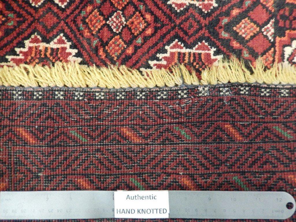 Persian Baluch Tribal Rug 3.10x6.4 - 2