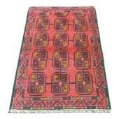 Handmade Semi-Antique Persian Balouch Rug 2.9x4.9