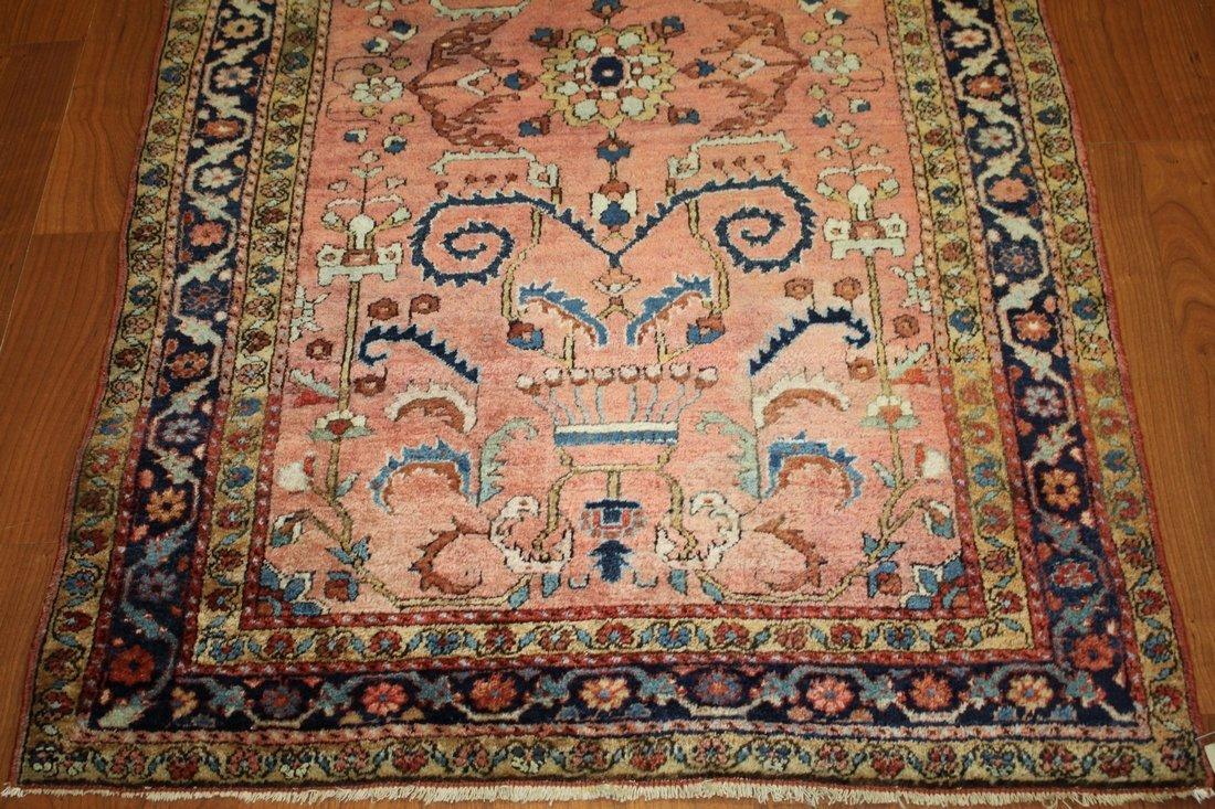 Handmade Antique Persian Sarouk 3x5 - 5