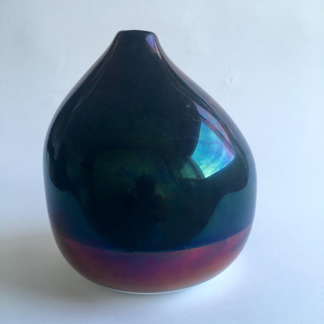 Thomas Stearns for Venini Murano Glass Vase, 1962 - 4
