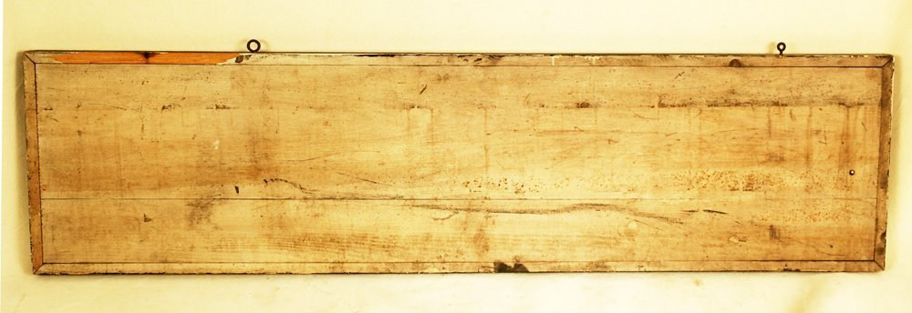 Late 19th C Painter Trade Sign - 2