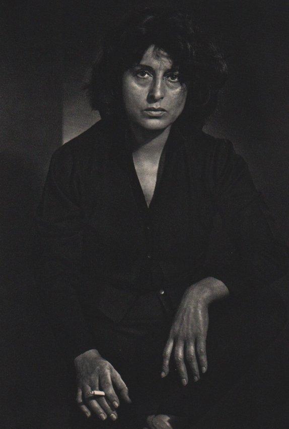 Yousuf Karsh: Anna Magnani
