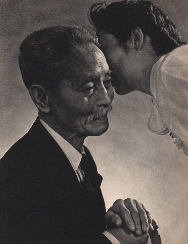 Yousuf Karsh: Yukio Ozaki