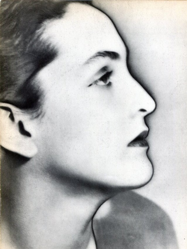 Man Ray: Meret Oppenheim
