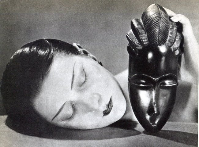 Man Ray: Kiki (Black & White)