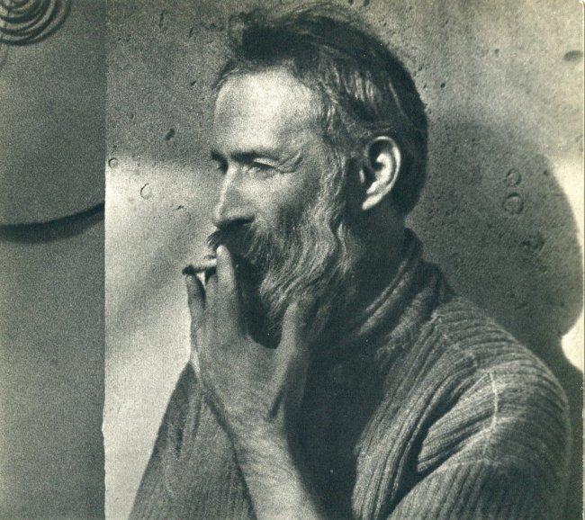 Man Ray: Constantin Brancusi