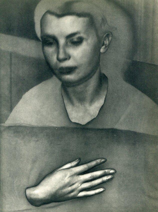 Man Ray: Maria Gill Einstein