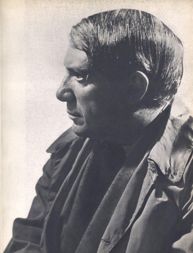 Man Ray: Pablo Picasso