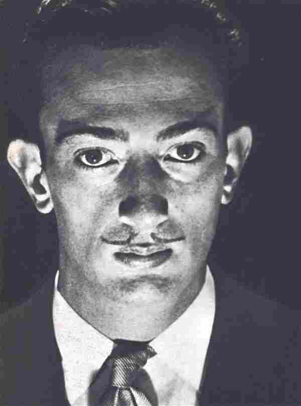 Man Ray: Salvador Dali