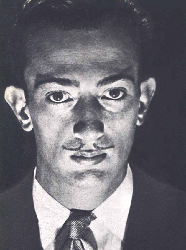 Man Ray: Salvador Dali