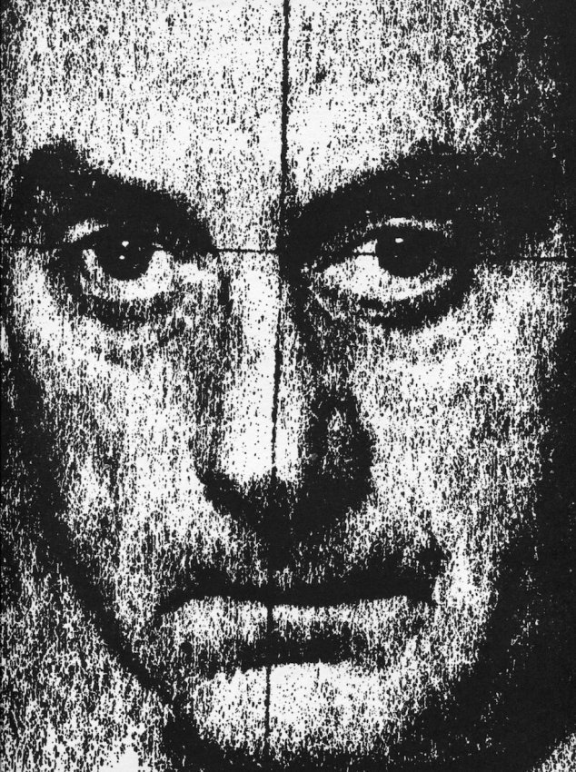 Man Ray: Self Portrait