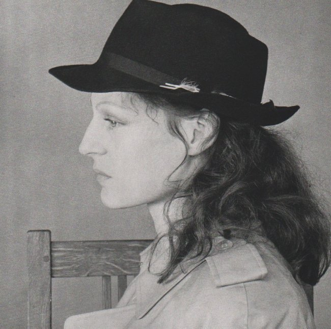Mapplethorpe: Caterine Milinaire, 1979