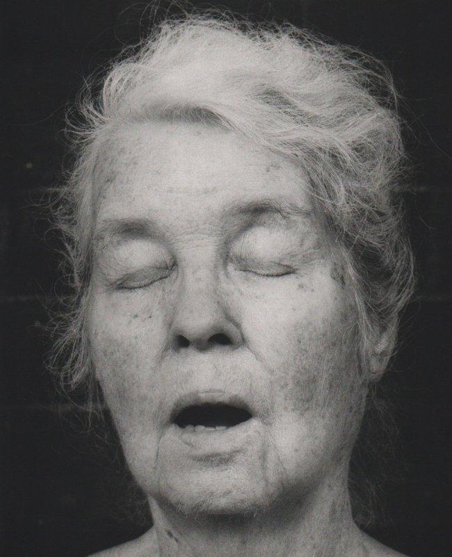 Mapplethorpe: Alice Neel, 1984