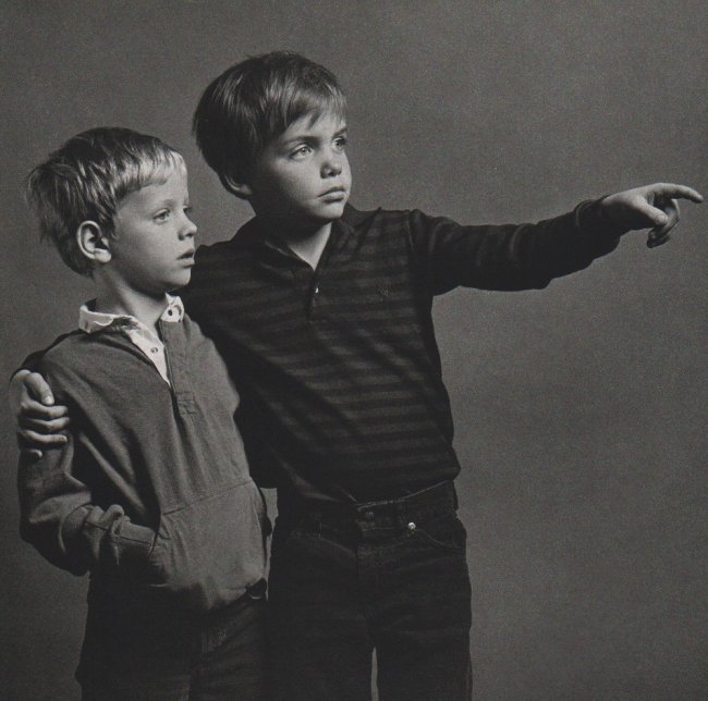 Mapplethorpe: Sam & Max Sullivan, 1981