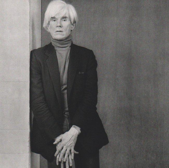 Mapplethorpe: Andy Warhol, 1983