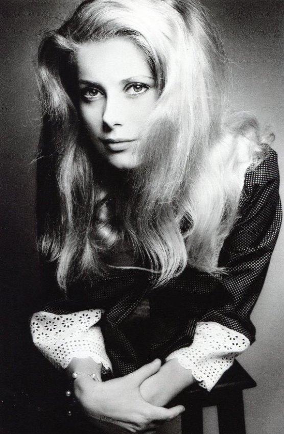 Jeanloup Sieff: Catherine Deneuve 1965