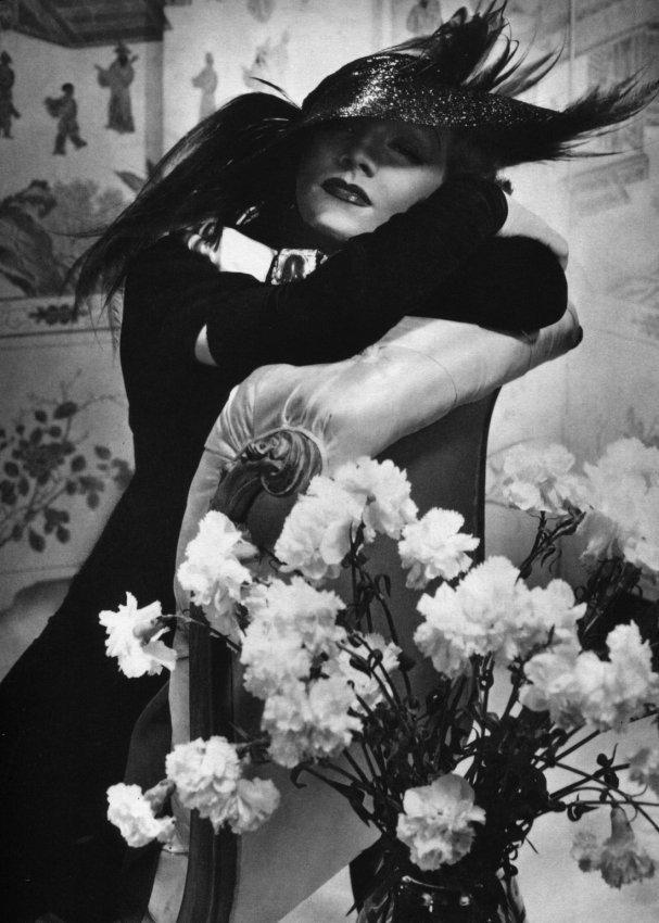 Edward Steichen: Marlena Deitrich
