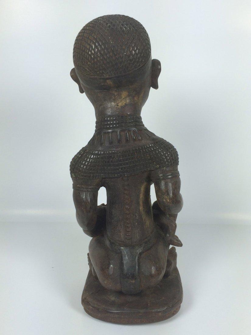 Bakongo Maternity Statue - 5