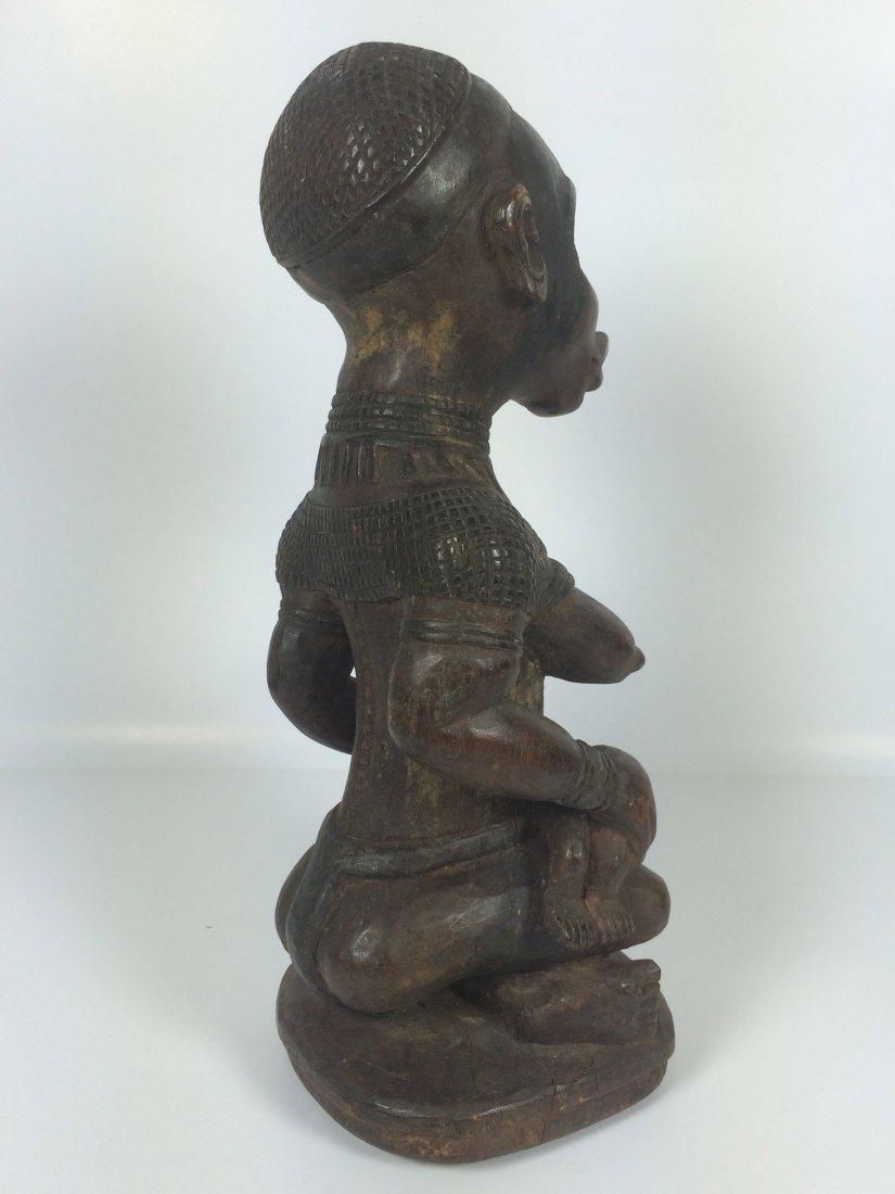 Bakongo Maternity Statue - 6