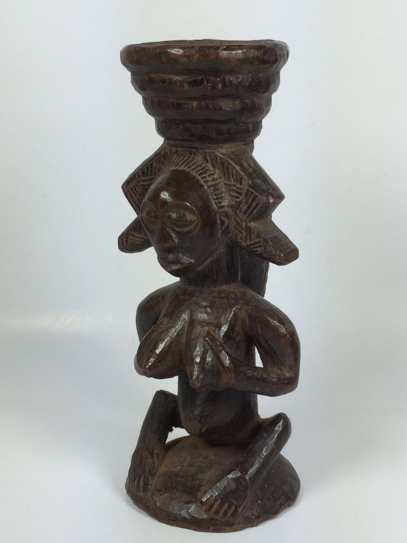 Kuba statue - 5