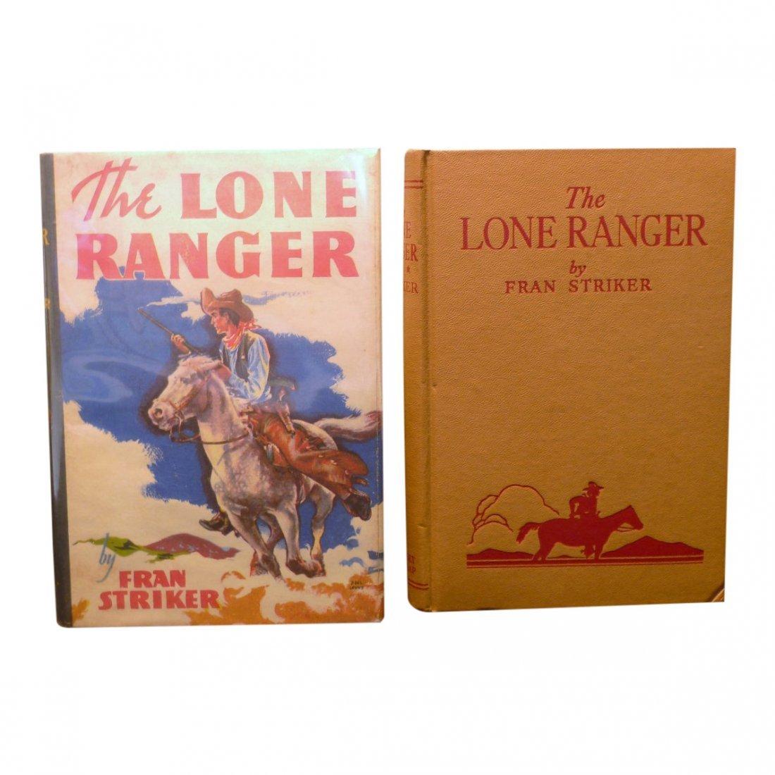 Fran Striker: The Lone Ranger - Signed
