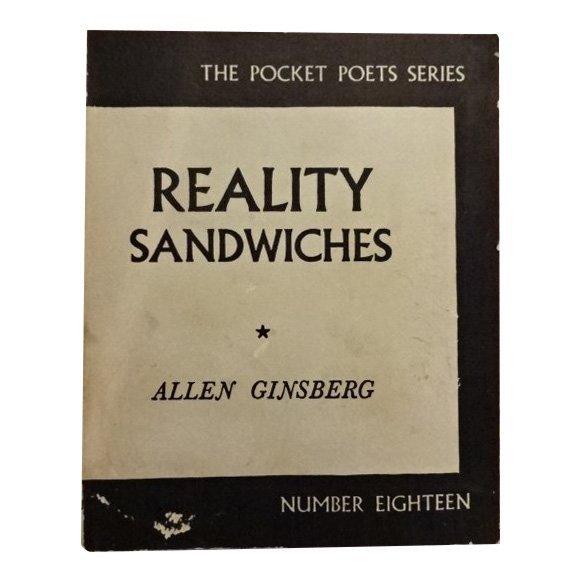 Allen Ginsberg: Reality Sandwiches, 1967