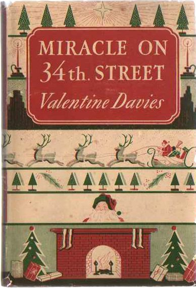 Valentine Davies: Miracle on 34th Street - Signed