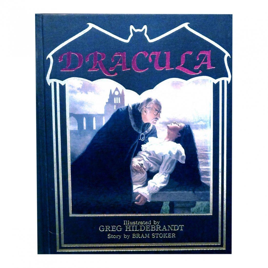 Bram Stoker: Dracula - Signed
