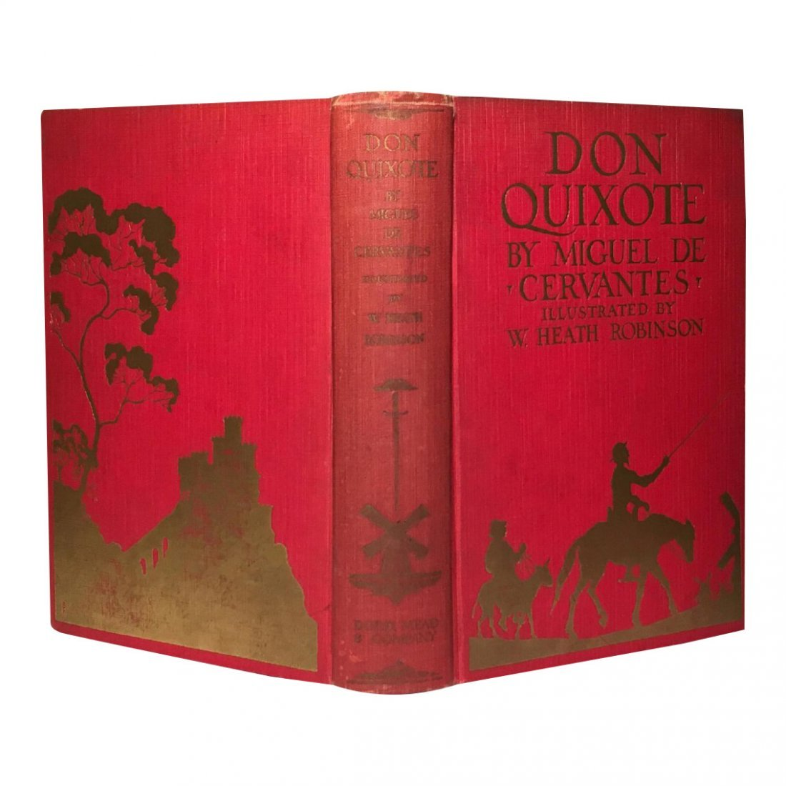 Miguel de Cervantes: Don Quixote de la Mancha