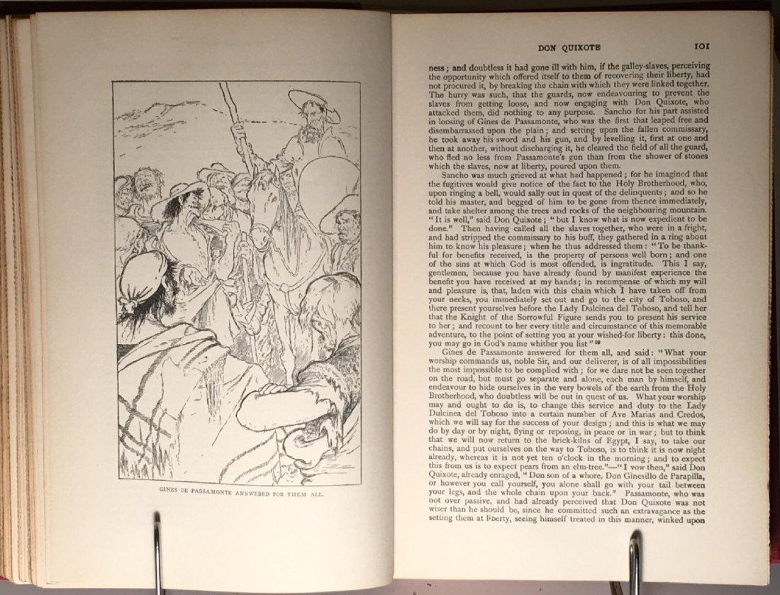 Miguel de Cervantes: Don Quixote de la Mancha - 3