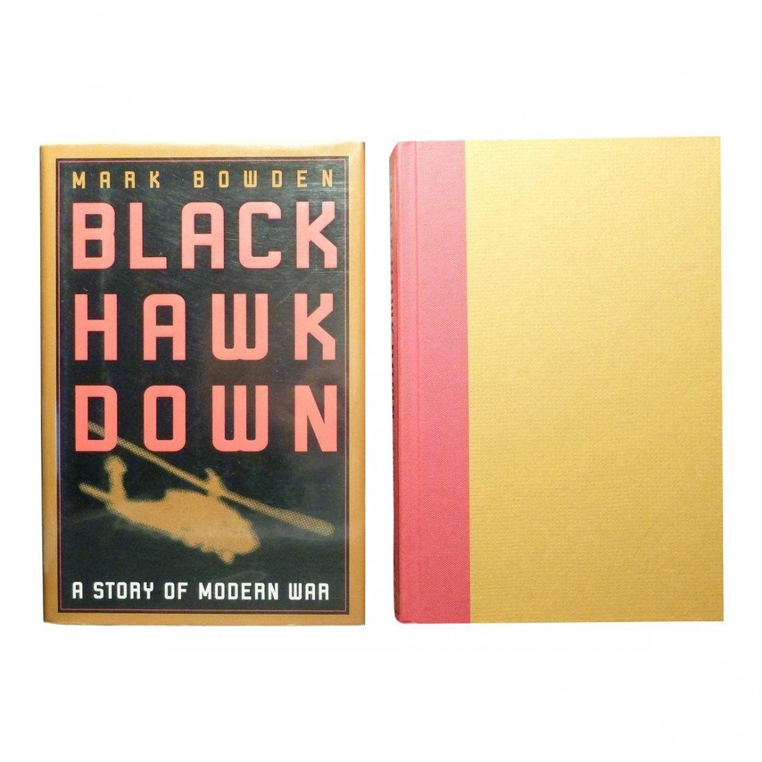 Mark Bowden: Black Hawk Down - Signed