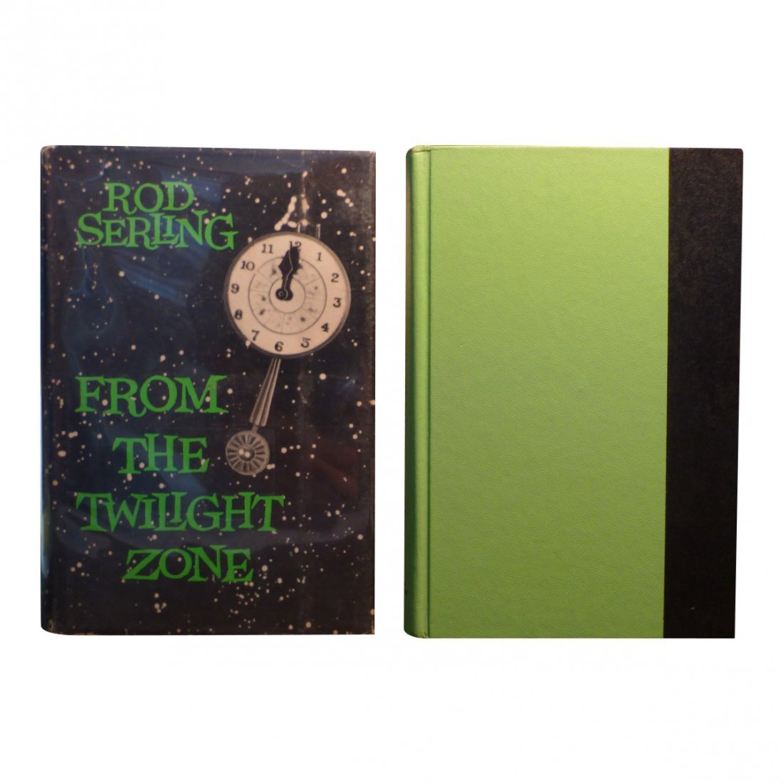Rod Serling: From the Twilight Zone - Signed