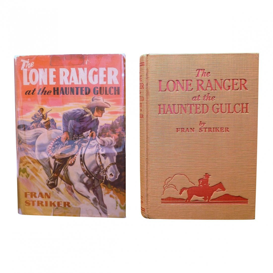 The Lone Ranger at the Haunted Gultch - Signed