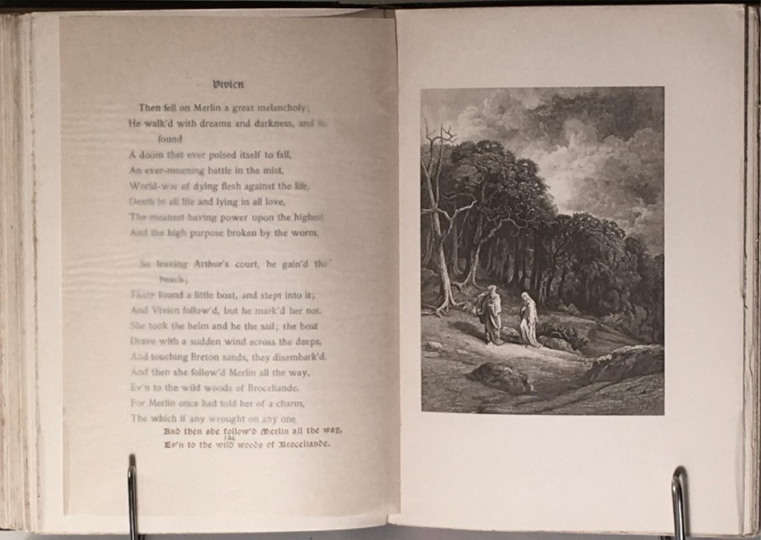 Alfred Tennyson: Idylls of the King - 4
