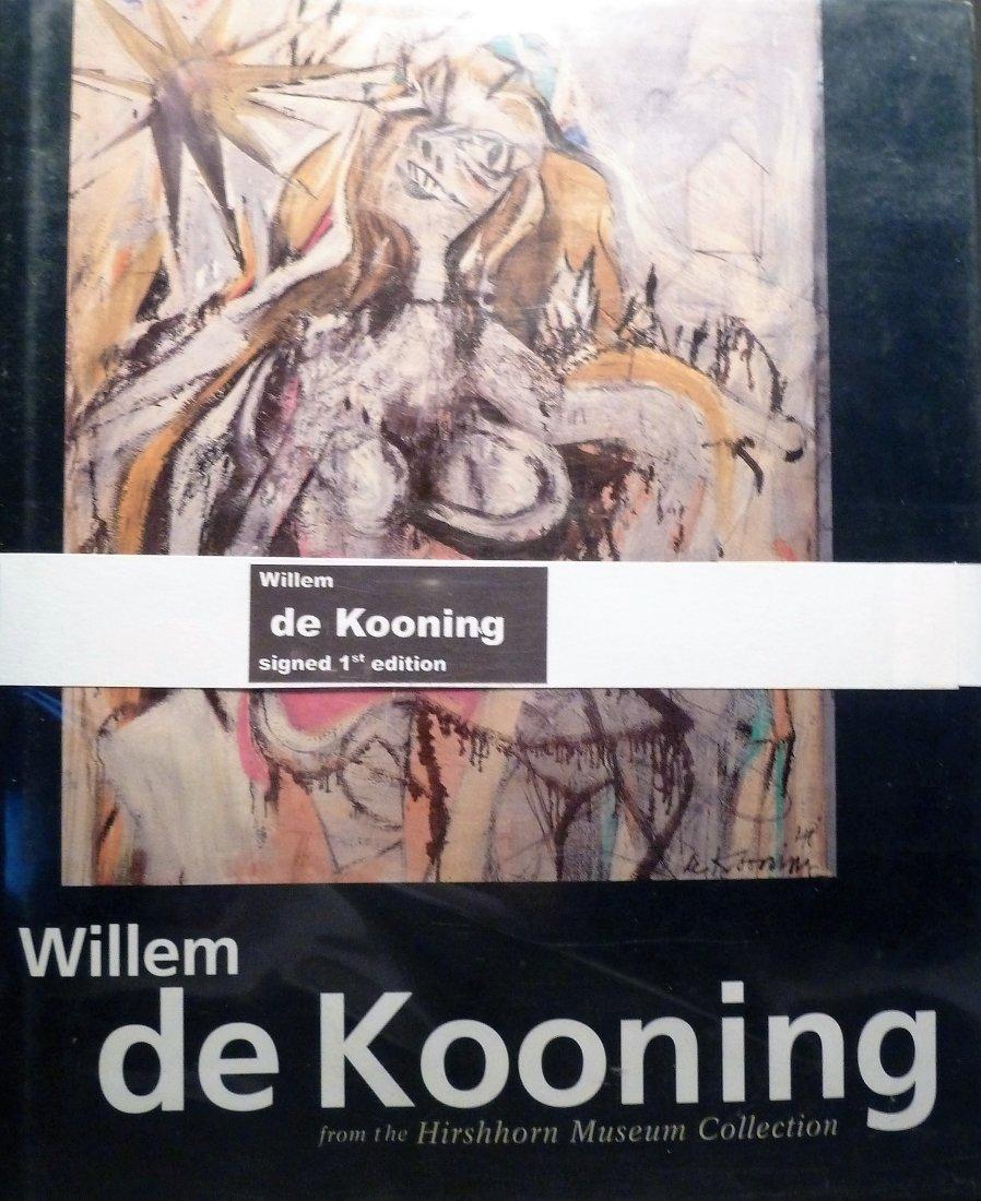 Willem de Kooning: Hirshhorn Museum Collection - Signed