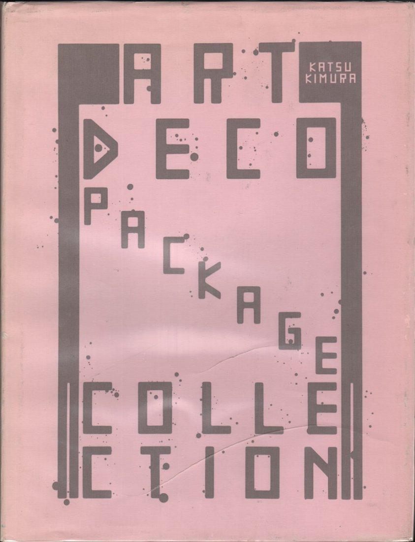 Katsu Kimura: Art Deco Package Collection