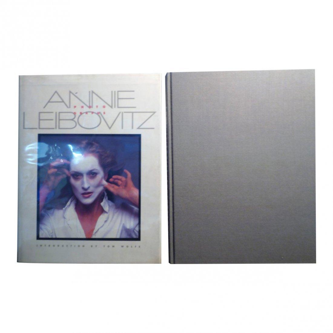 Annie Leibovitz: Photographs - Signed