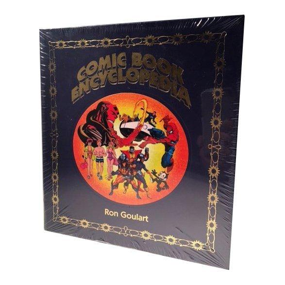 Ron Goulart: Comic Book Encyclopedia