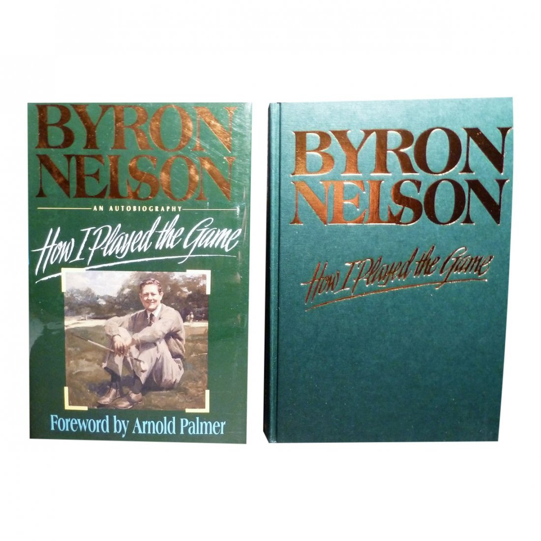 Byron Nelson: How I Played the Game - Signed