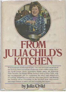 From Julia Child's Kitchen - Signed