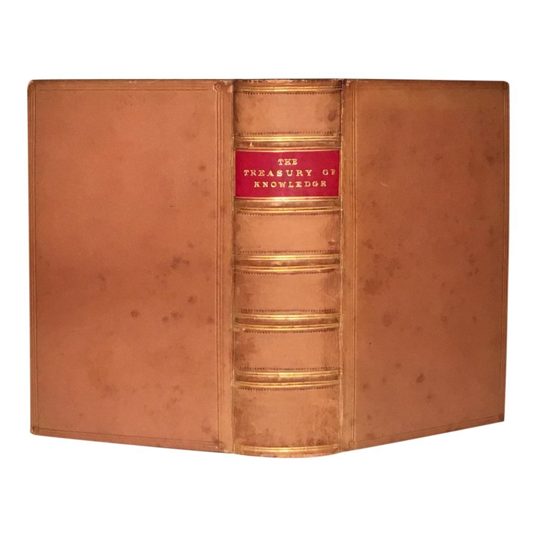 The Treasury of Knowledge & Library of Reference, 1870