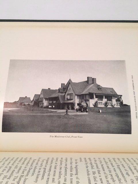 Samuel Seabury: 275 Years of East Hampton, New York - 5