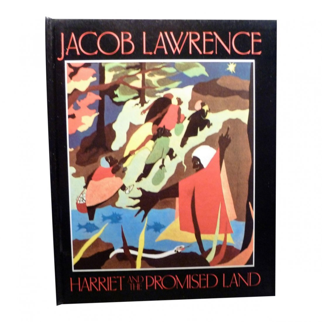 Jacob Lawrence: Harriet and the Promised Land - Signed