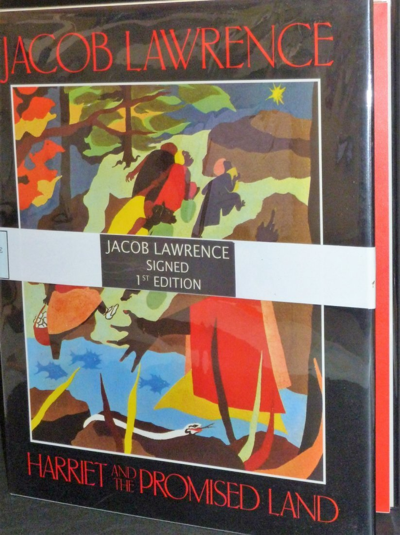 Jacob Lawrence: Harriet and the Promised Land - Signed - 2