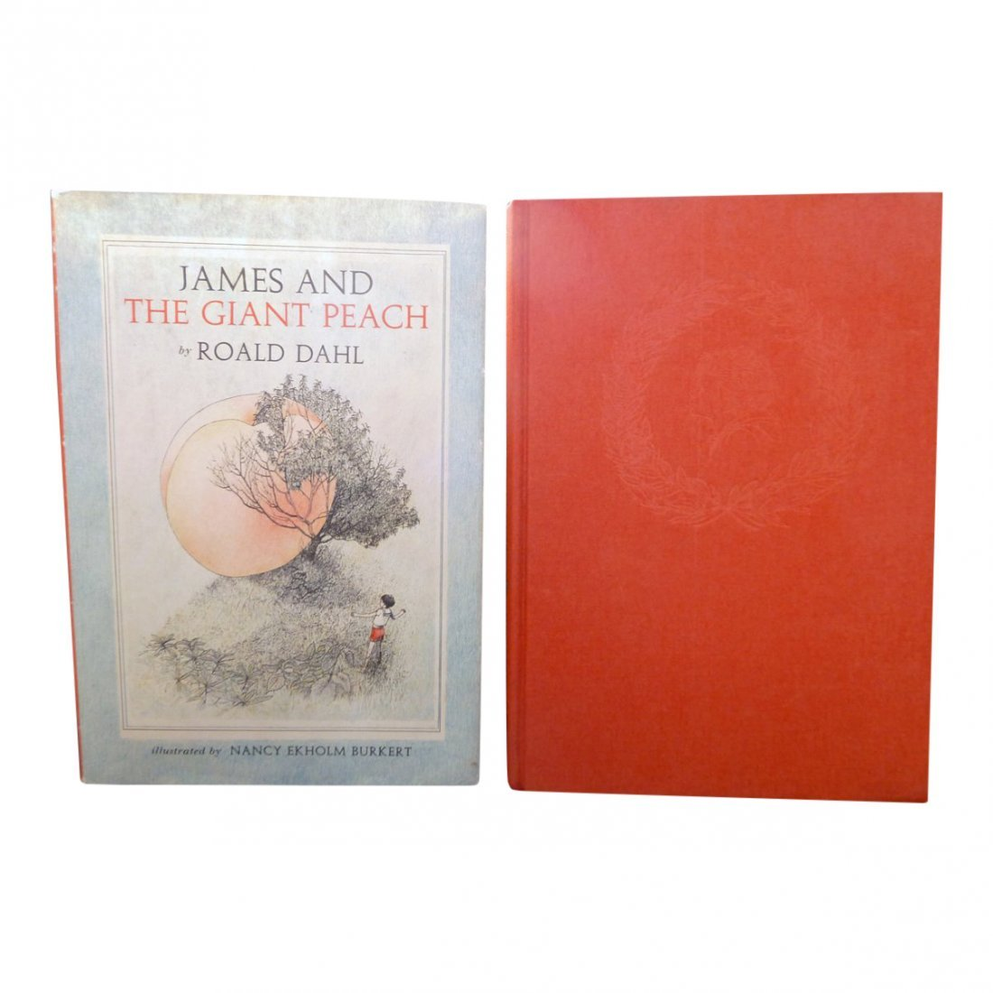 Roald Dahl: James and the Giant Peach - Signed