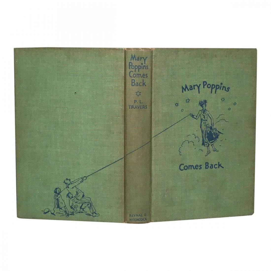P.L. Travers: Mary Poppins Comes Back